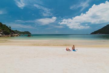 Thong Nai Pan Yai beach, Koh Pha-Ngan, Surat Thani Province, Thailand
