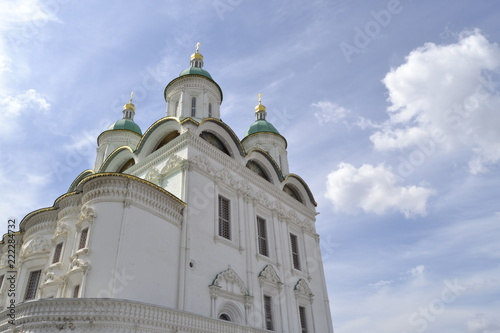 cathedral in russia - 222284732