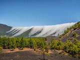 Cascada de Nubes on La Palma