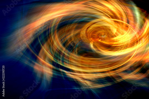 Bright abstract motion background, galaxy, lines - 222310720