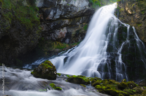 Austria waterfall - 222315727