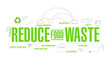 Reduce Food Waste diagram plan concept - 222322155