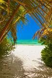Maldives beach - 222340991