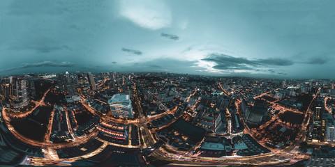 city at night © stryjek
