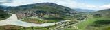 Mtskheta Holy City Panorama