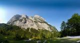 Alpen Berge Pannorama Österreich