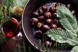 Caldarroste              Roast chestnuts                                   ft71098126 - 222367159