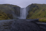 South coast of iceland, nature and landscapes