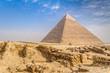 The great Giza Pyramids