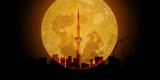 月 夜空 風景 背景