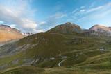 Hiking At The Grossglockner High Alpine Road In Carinthia Austria - 222421515