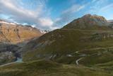 Hiking At The Grossglockner High Alpine Road In Carinthia Austria - 222421549