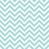 Retro Seamless Pattern Chevron Turquoise - 222424176