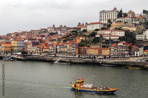 mata magnetyczna Oporto y Río Tajo