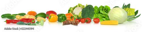 Leinwandbild Motiv Gemüse 332