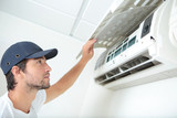 fixing and maintaining air conditioning system - 222457164