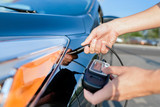 Measuring thickness of the car paint coating - 222457995