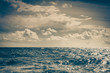 seascape sea horizon and sky. - 222500149