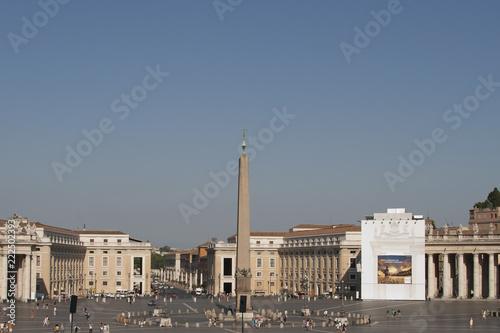 mata magnetyczna Obelisco San Pietro