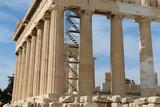 Parthenon Under Repair Athens Greece - 222517992