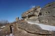 Estevan cliffs