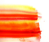 abstract watercolor background design - 222550795