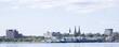 Charlottetown Prince Edward Island (PEI) Skyline
