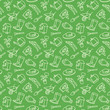 Garden icon tool pattern