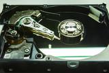 Hard Drive, Platter Of 3.5 Inch Desktop Computer Hard Drive - 222588953