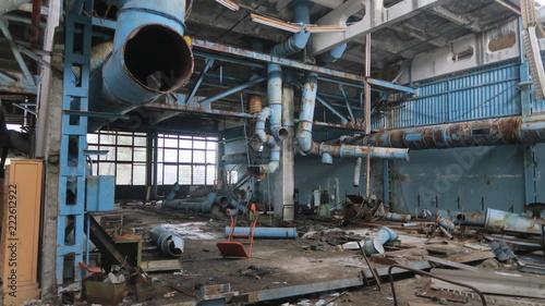 Foto Murales Chernobyl