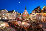 Weihnachtsmarkt in Esslingen, Baden-Württemberg, Deutschland - 222629762