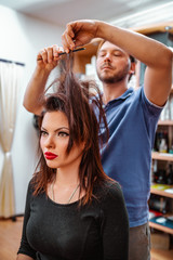 At The Hairdresser's © milanmarkovic78