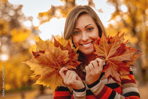 mata magnetyczna Autumn Beauty