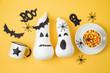 Halloween holiday background