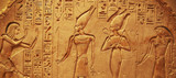 Ancient Egypt hieroglyphs - 222674983