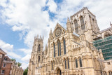 York minster Cathedral England - 222675583