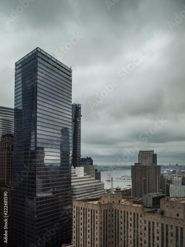 Foto Murales New York Urban Landscape