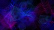 Motion Graphic Shapes Abstract Animation - seamless looping video animation
