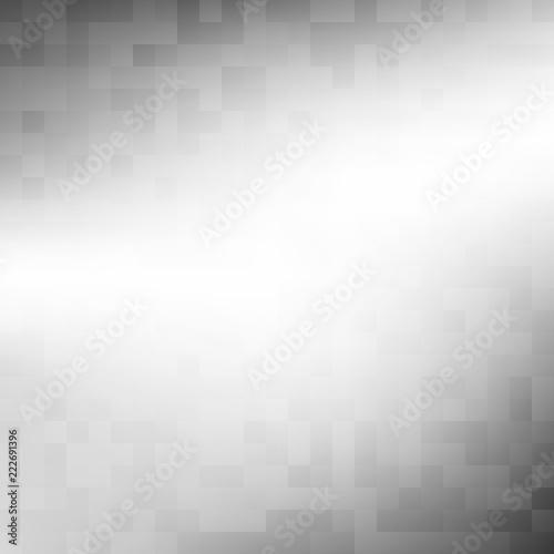 Skala odcieni szarości. Subtelne czarno-białe tło teksturowane za pomocą kwadratów