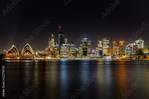 Sticker Sydney City, Australie
