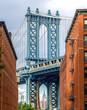 New York City Brooklyn Manhattan bridge - 222740361