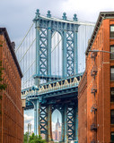 New York City Brooklyn Manhattan bridge - 222740361