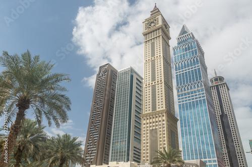 Foto Murales Dubai travel photography, United arabic emirates