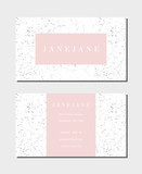 Business Card Template - 222767550
