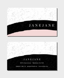Business Card Template - 222767706