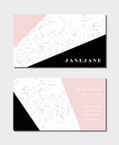 Business Card Template - 222770996