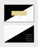 Business Card Template - 222771128
