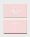 Business Card Template - 222771316
