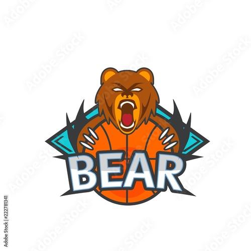 Animal sport logo