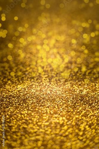 Christmas golden shiny backdrop, copy space - 222788104
